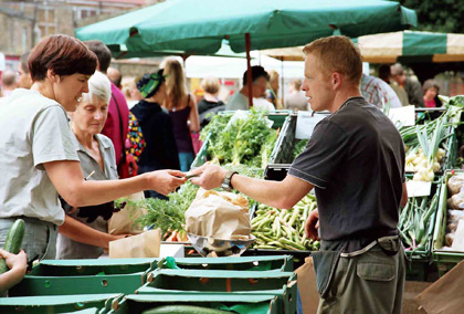 A 'Buy Local' craze is driving millions of people to farmers markets every weekend.  I'm hoping a 'Raise Local' craze will keep millions of kids in their neighborhoods.
