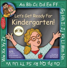 Books like these reinforce the notion that kindergarten is a big deal for our kids and for us.
